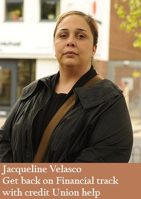 Jacqueline Velasco almost lost her home due to debt, Saved